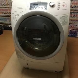 [商談中]2010年製TOSHIBAドラム式洗濯機😊三点セット❗️...