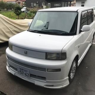12年式 トヨタbB4WD ホワイト 検なし