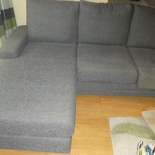 ニトリ布製ソファ売ります