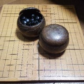 碁石2セット&碁盤