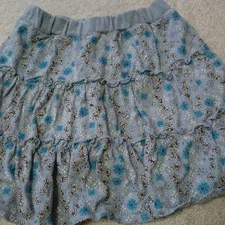 120センチ インナーパンツ付スカート