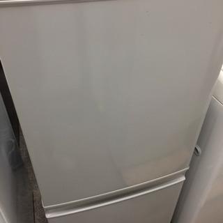送料無料 シャープ冷蔵庫 、洗濯機
