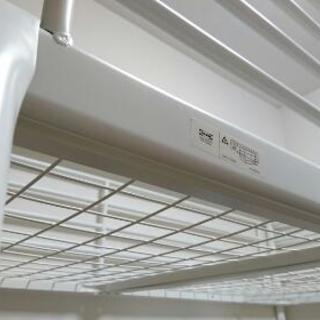 【商談中】IKEA ロフトベッド 白 イケア ロフトベット
