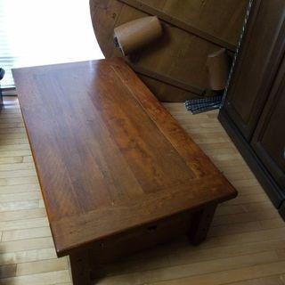 中古 ソファーテーブル