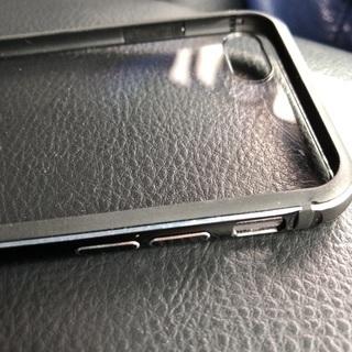 ☆ 黒iPhone7 iphone8ケースケース 素材はシリコン ...