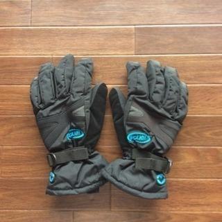 美品 スキー手袋L
