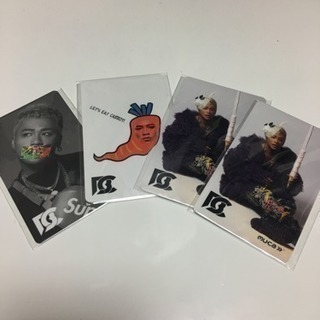CRAZY BOY Music Card