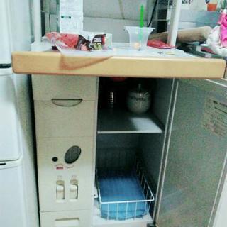 冷蔵庫おこめなどをいれるものセット