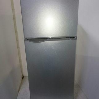 シャープ 118L 冷蔵庫 2015年製 お譲りします