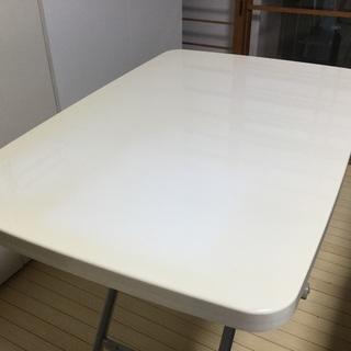 中古品 テーブル 昇降式