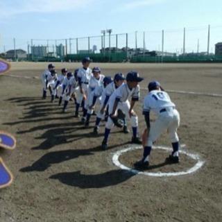 【野球やろうぜ!】北名古屋市軟式少年野球チーム昇龍 チームメンバー募集