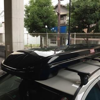 TERZO ルーフボックス ローライダー【中古品】