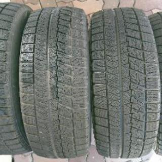 215/55/R17 ブリザック VRX 4本 タイヤのみ