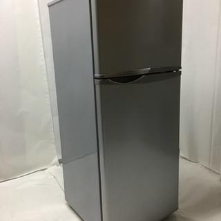 SHARP   ノンフロン冷凍冷蔵庫  118L  SJ-H12W...