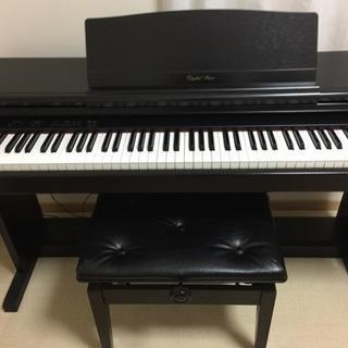 電子ピアノ   Technics PX44