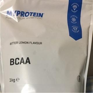 BCAA 1キロ ダイエット 筋トレ