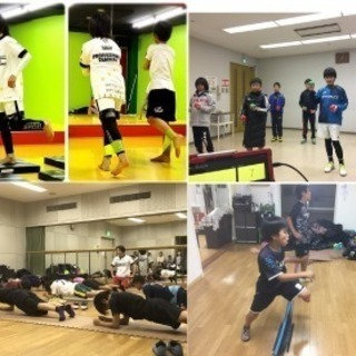 KOBA式体幹トレーニング&ライフキネティックスクール
