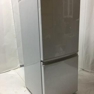 SHARP  ノンフロン冷凍冷蔵庫  SJ-D14B-W  【20...
