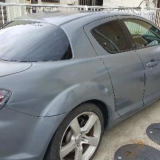 平成17年式 RX8 中古 車検30年6月まで