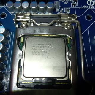 CPU Intel Core i3 530 中古 動作確認済