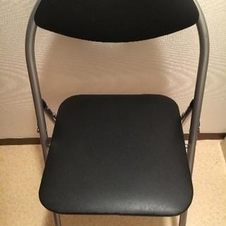 折りたたみパイプ椅子10脚