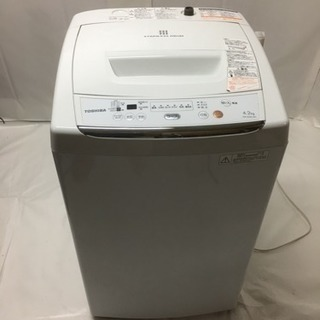 TOSHIBA  電気洗濯機  4.2kg   AW-42ML  ...