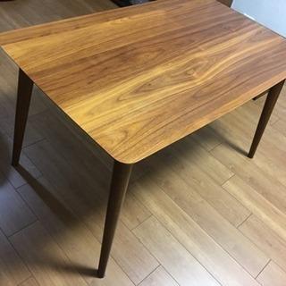 【最終値下げ】美品 木製ダイニングテーブル 4人用