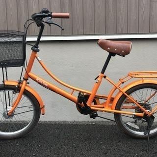 ☆小径車☆シマノ内装6段変速☆値下げ!