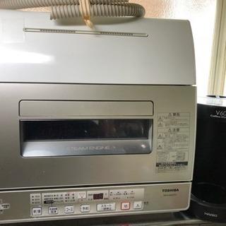 東芝食洗機  DWS-600D(C)  2010年式