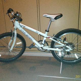 子供用自転車 ルイガノ J206 20インチ