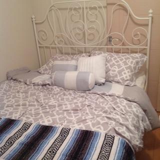 IKEA ベッド&マットレス