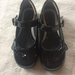 幼児 フォーマル靴①