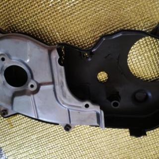 ミニキャブu41エンジンタイベルトカバー動作可能車両取り外し部品