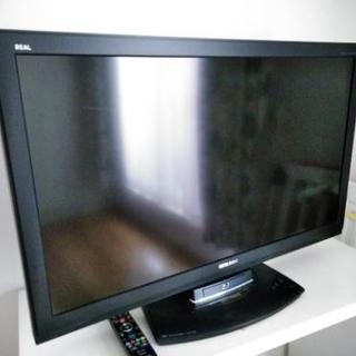 ☆交渉中です☆三菱電機REAL 37型テレビ 難あり