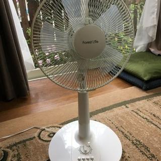 扇風機 使用3ヶ月