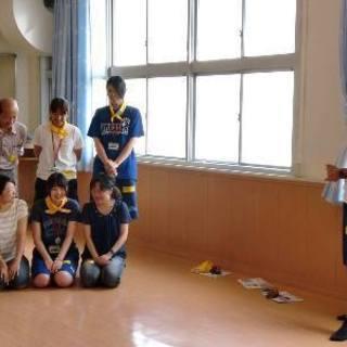 10/27(金) インプロde英語 ~英語劇俳優が伝授する、コミュ...