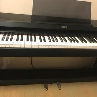 電車ピアノ【KORG】値下げ!→22日まで!
