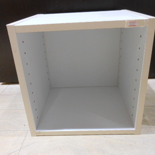 収納家具◆白 カラーボックス◆