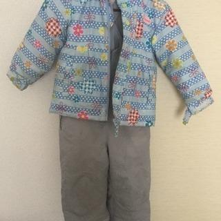 女児100cmまとめて スノーウェア コート ジャケット 子供服 ...