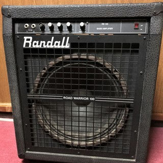 ベースアンプ RANDALL ROADWARRIOR100