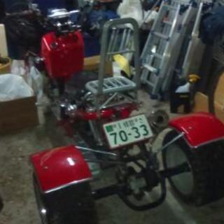 125ccトライク