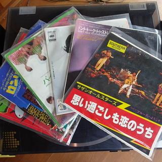 【レコード盤】 シングルレコード(EP盤)6枚セット サザンオール...