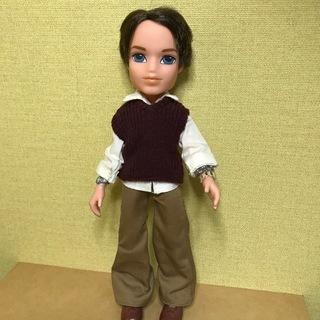 着せ替え人形*ブラッツ*ディラン?