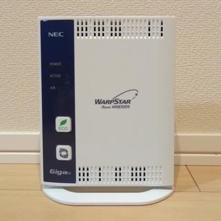 無線LANルータ/NEC AtermWR8300N