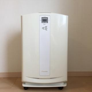 ダイキン  空気清浄機・加湿器 ACK70N-W