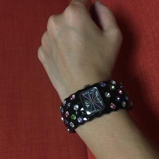 キラキラ時計 500円
