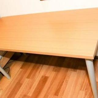 ニトリのテーブル 1000mm x 590 mm 高さ72cm+ ...