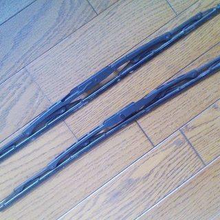 夏用ワイパー U字フックタイプ 38cm