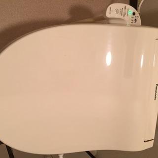 パナソニック 温水洗浄便座 DL-WH40-CP 美品