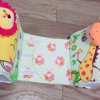 赤ちゃんの寝返り防止